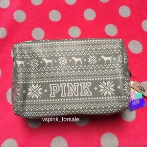VS PINK Makeup Bag